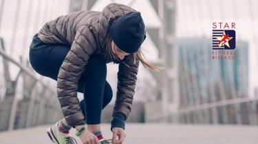 Lưu ý khi tập thể dục vào mùa lạnh